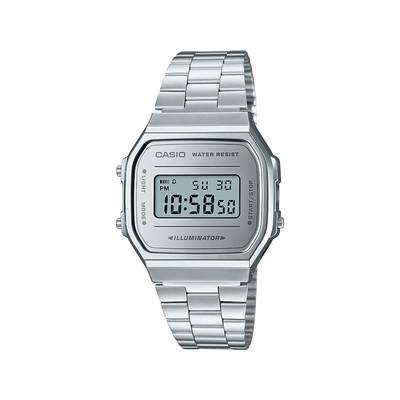 Montre Casio collection mixte chronomètre acier Femme c9aea