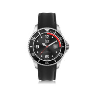 Montre Ice-Watch homme médium silicone noir