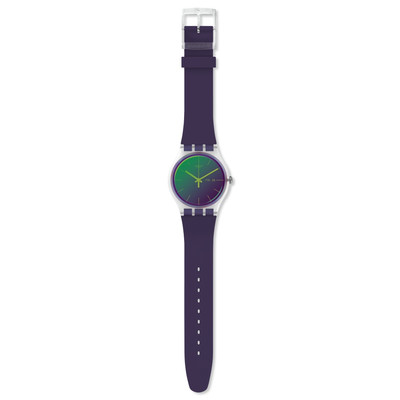 Montre Swatch Transformation plastique silicone - vue VD1