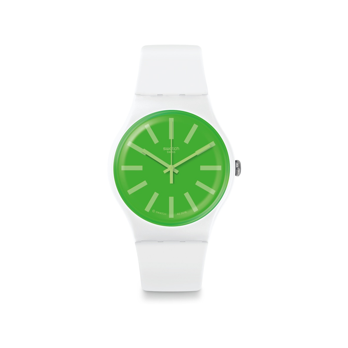 Montre Swatch Transformation plastique silicone - vue V1