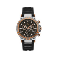 Montre Guess Collection homme chronographe cuir
