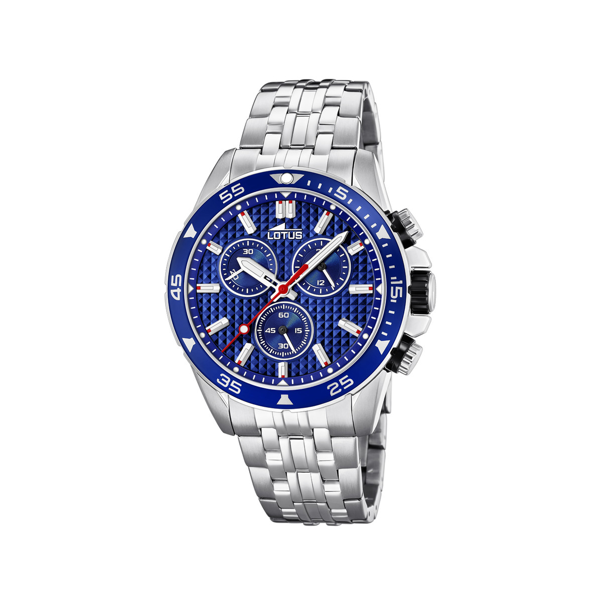 Montre LOTUS EXCELLENCE Bracelet Acier inoxydable