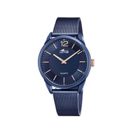 Montre LOTUS SMART CASUAL Bracelet acier bleu
