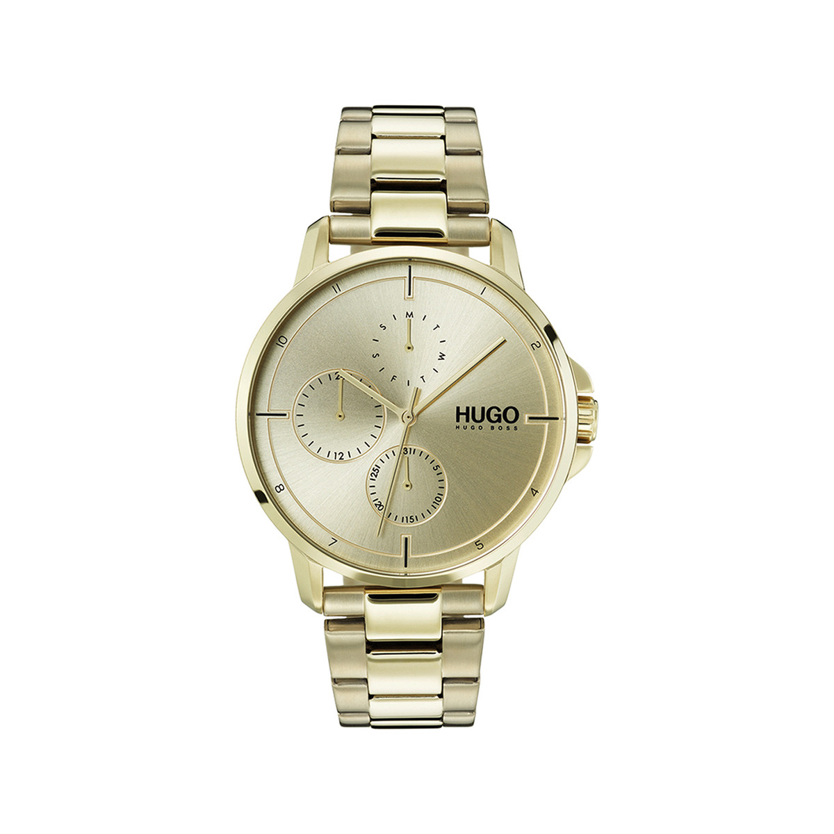 Montre HUGO BUSINESS Bracelet Acier
