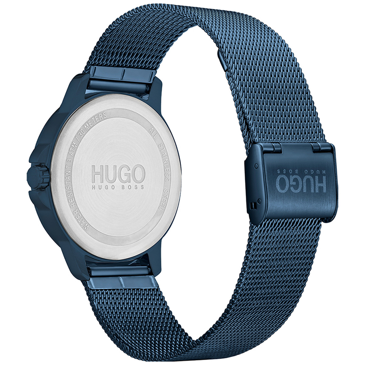 Montre HUGO BUSINESS Bracelet Pvd - vue V3