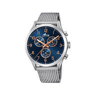 Montre Lotus junior chronographe acier
