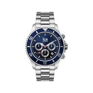 Montre Ice Watch homme taille large acier