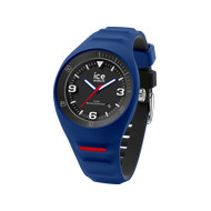 Montre Ice Watch medium homme plastique silicone bleu