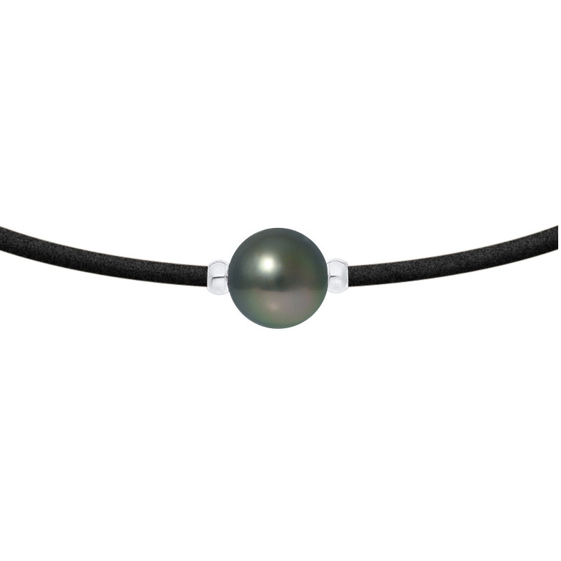 collier perle de tahiti homme