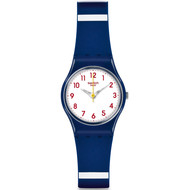 Montre Swatch Originals Lady Matelot marinière LN149