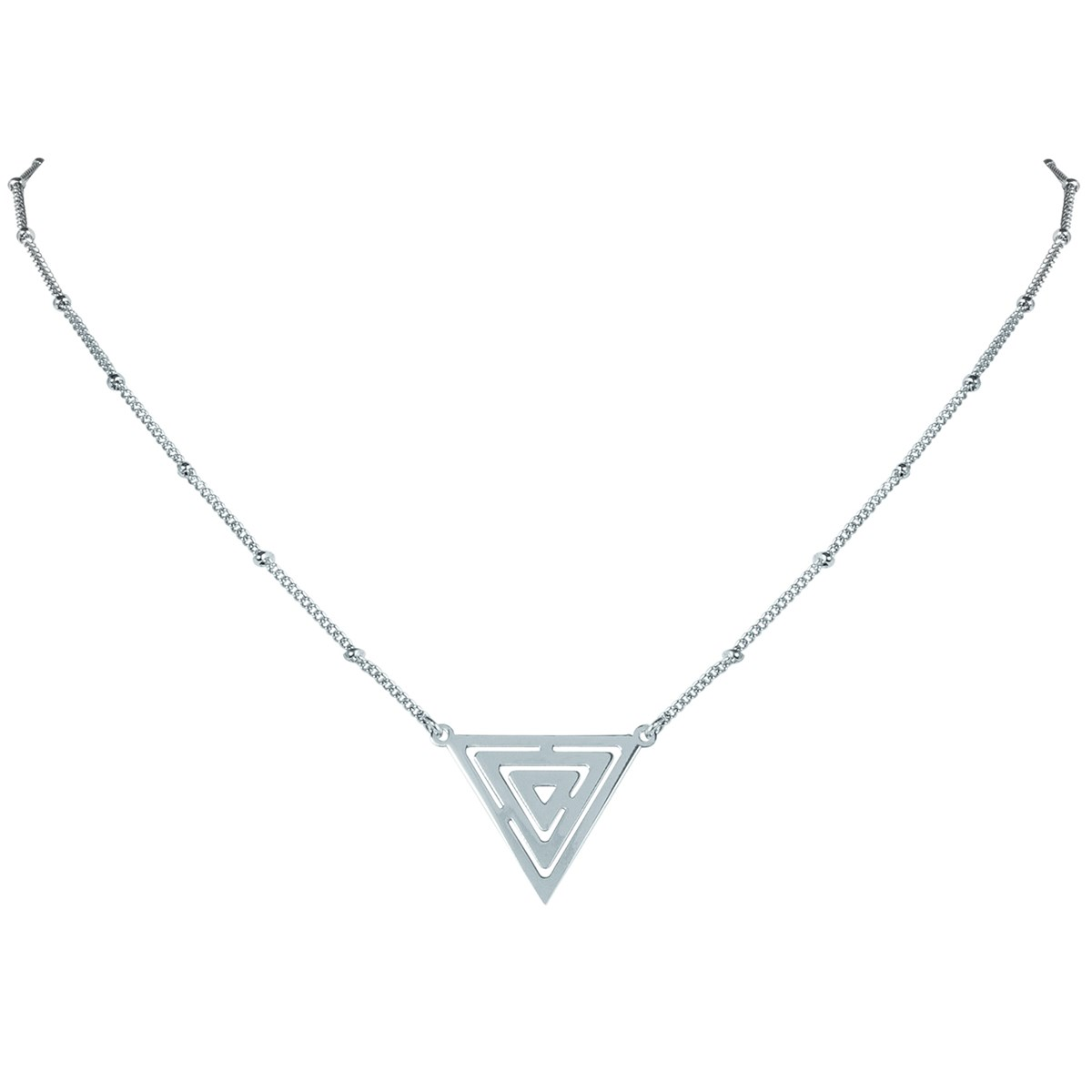 Collier Brillaxis Triangle