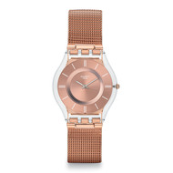 Montre femme Swatch Skin Classic Hello Darling SFP115M