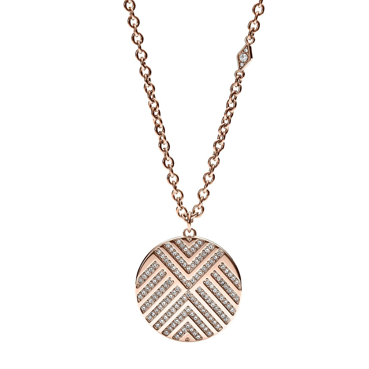 fossil homme collier
