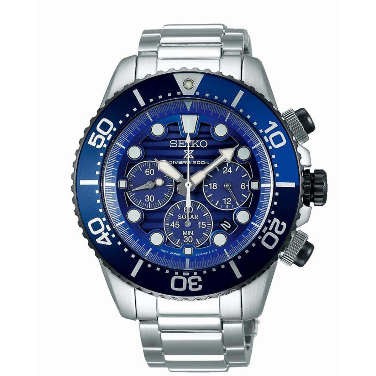 200m Prospex Ssc675p1 Seiko Montre Diver's QdhCrsxotB