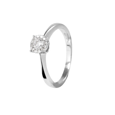 maty bague solitaire diamant