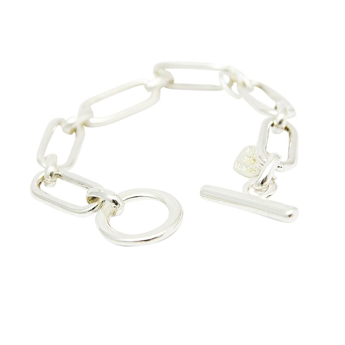 bracelet femme chenette