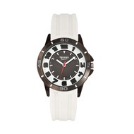 Montre Trendy Junior en Silicone Enfant Blanc