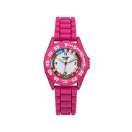 Montre Trendy Kiddy en Silicone Fille Rose
