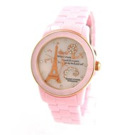 Montre Femme SWEET DREAMS bracelet Céramique Rose