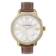 Montre femme Swarovski Aila Day Brown