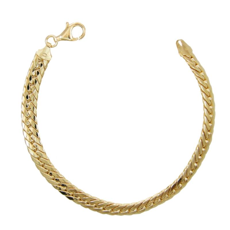 bracelet femme maille