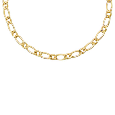 collier homme histoire d or