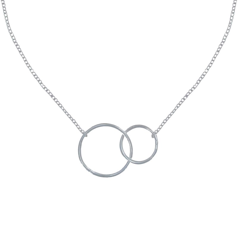 collier rond homme