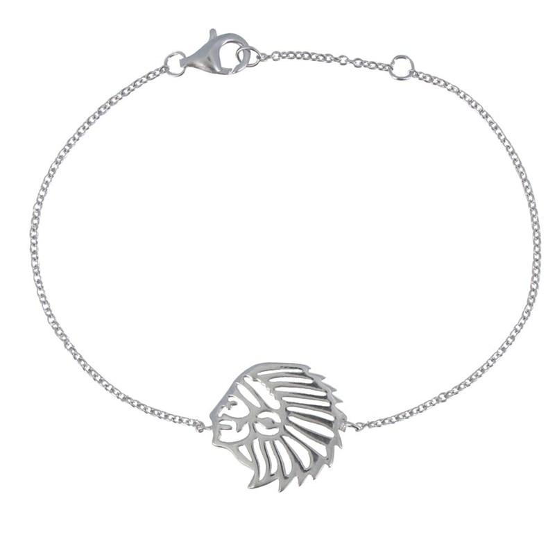 bracelet argent indien