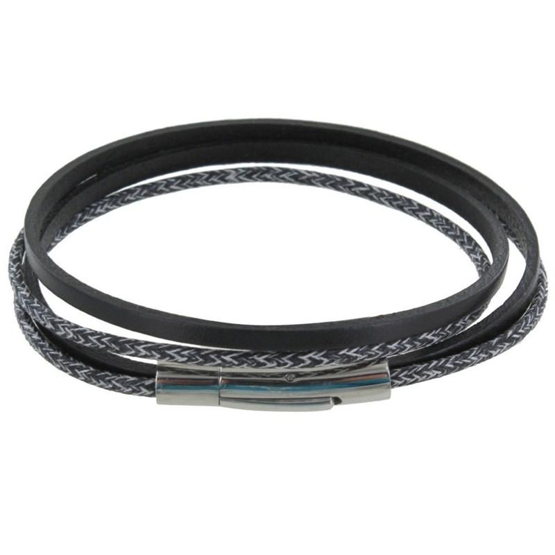 bracelet femme noir