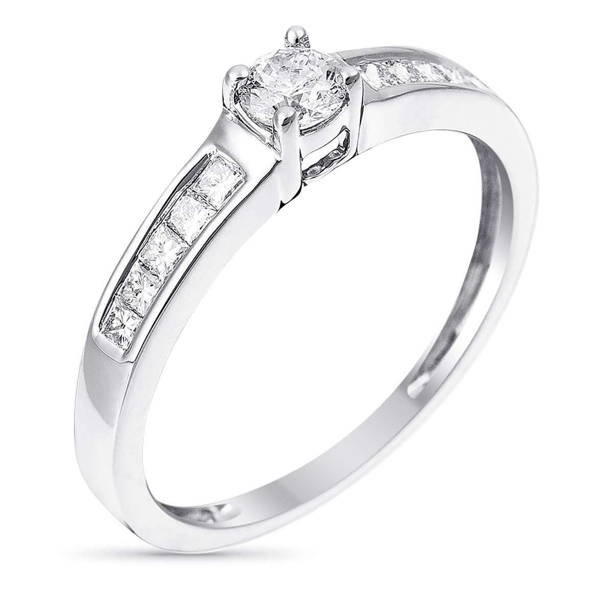 bague diamant solitaire 5 carats
