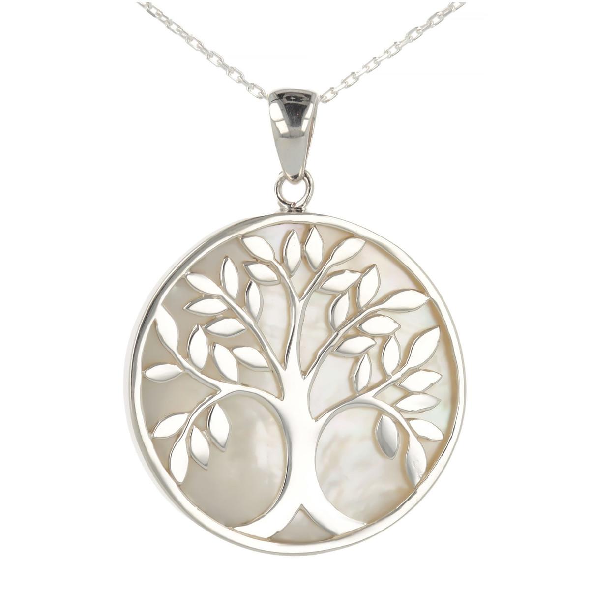collier symbole femme