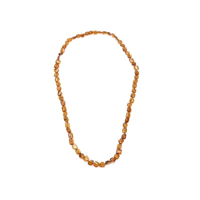 collier d'ambre chez maty