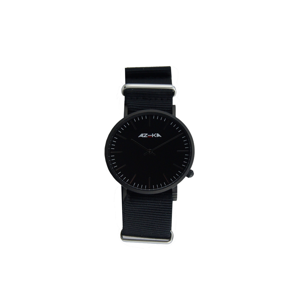 AZEKA-All Black noir Nato