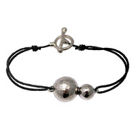 Bracelet type lien cordon collection BOUBOULES