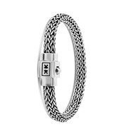 Bracelet Argent 925  'Unchain your mind'