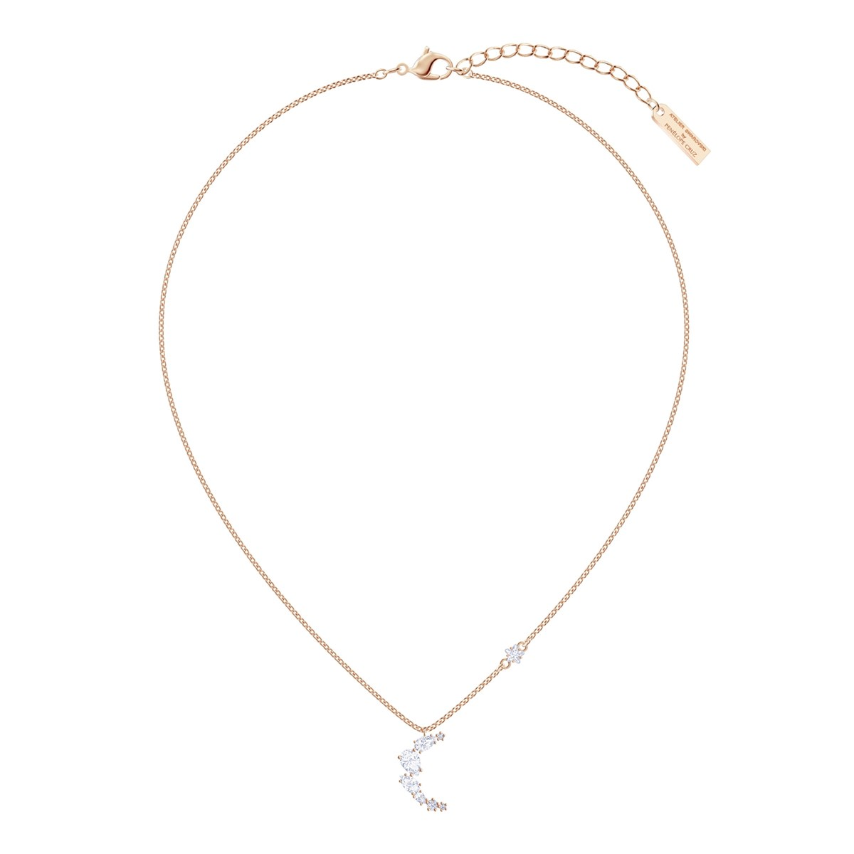 lower price with clearance prices sneakers Collier Swarovski Moonsun Lune