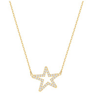 Collier Swarovski Only Star