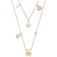 Collier double Swarovski Ocean