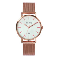 Montre femme Go Girl Only blanche