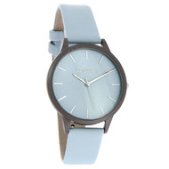 Montre Color bleue