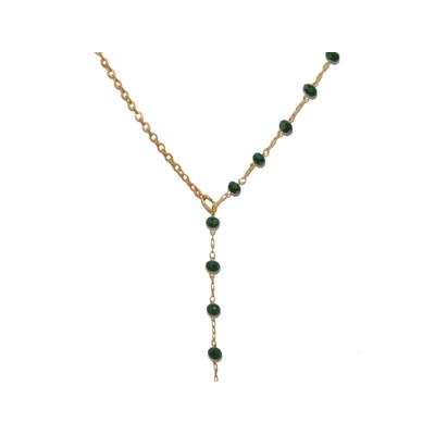 collier perle y