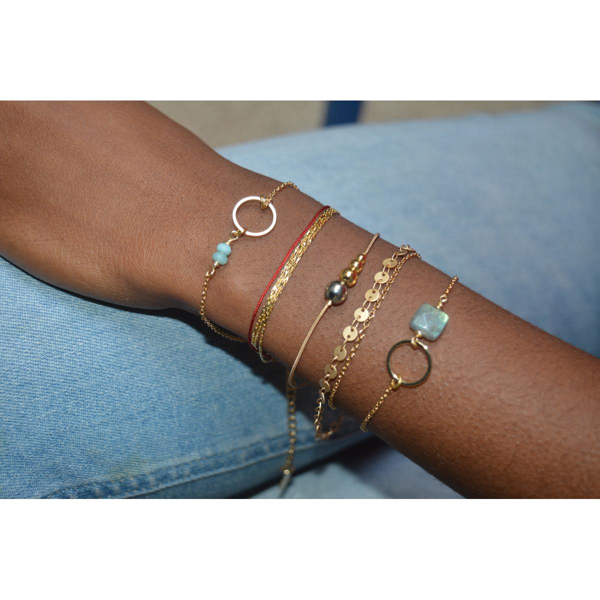 plusieurs bracelet femme