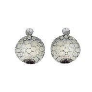 Clous d'oreilles  pendantes XL collection LEO