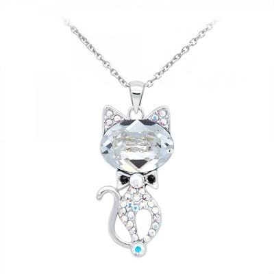 swarovski collier chat