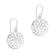 Boucles d'oreilles Argent 925 sterling silver Tamis Gracioza