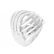 Bague Argent 925 sterling silver Rosace Gracioza