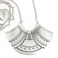 Collier Argent 15 microns SHABADA