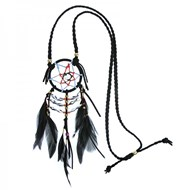 Sautoir femme attrape-rêves Dream-Catcher 'Azula' - Amarkande