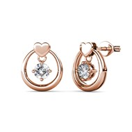 Boucles d'oreilles Love Drop