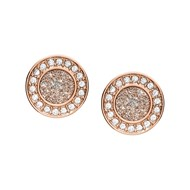 Boucles d'oreilles Fossil Holiday Glitz